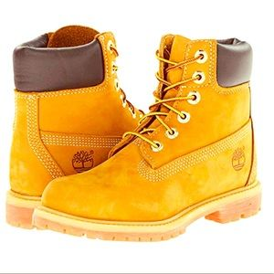 """💛NEW Timberland 6"""" Premium Waterproof Boot Core💛"""